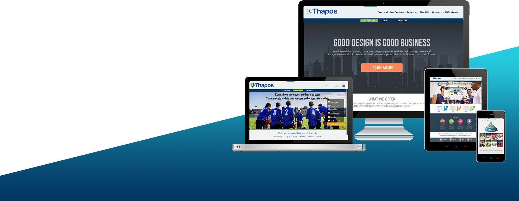sports team management app