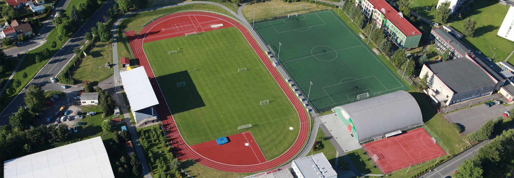 Sports facility management for clubs and leagues