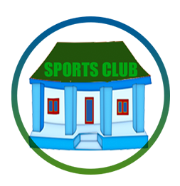 Create account for football sports club and league