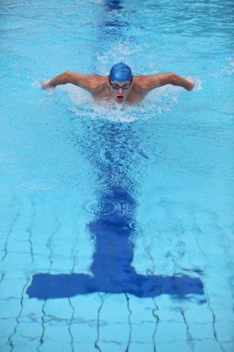 Play Swimming