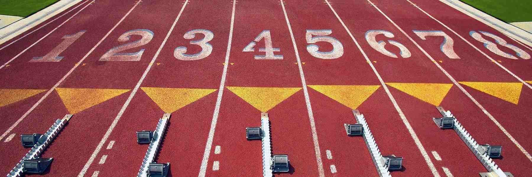 track & field managment software