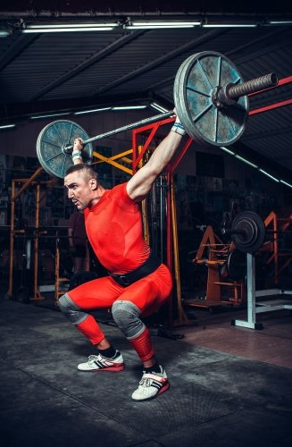 Play Weight Lifting